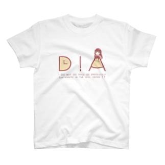 午後3時 おやつ T-shirts