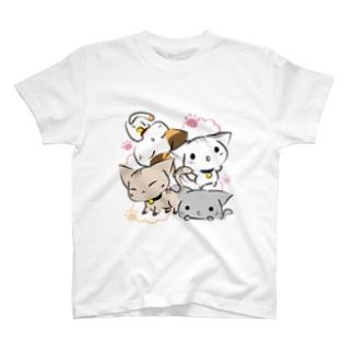 ふにゃん T-shirts