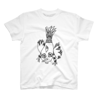 ニワトリ T-shirts