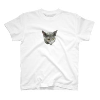 ロシアンブルー T-Shirt