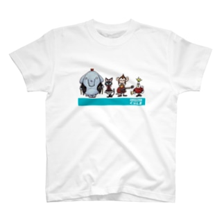 ファッションセンターくらしま T-shirts