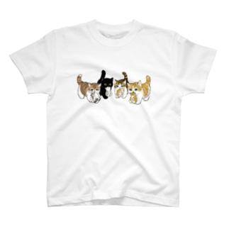 新しい家族を紹介します T-shirts