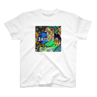 ジャムタンロゴ写真 T-shirts