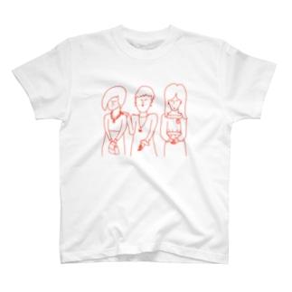 四十代の同窓会 T-shirts