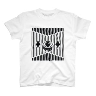 DOT EYE T-shirts