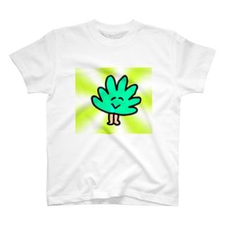 合法がんぎまりスタンプ T-shirts