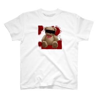 クレイジーベアー T-shirts