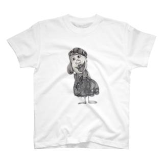 チューリップさん。(両面) T-shirts