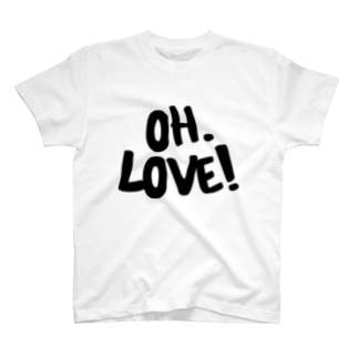 OH.LOVE! T-shirts