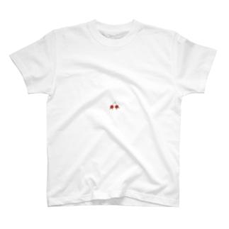 さくらんぼさん T-shirts