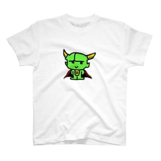 まおうくん T-shirts