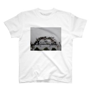 ガーデン T-shirts