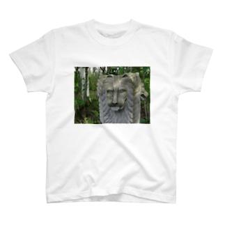 庭神 T-shirts
