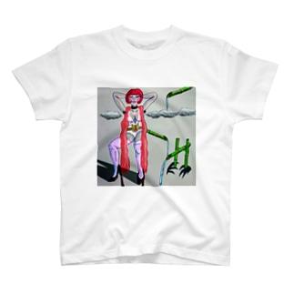 英語の先生 T-shirts
