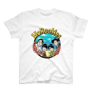 Nukui Bogard × HoRookies Tシャツ T-shirts