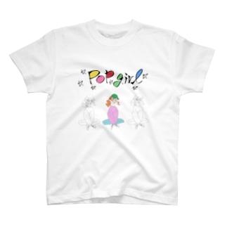 ポップガール増量版 T-shirts