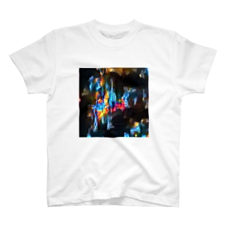 coloful T-shirts