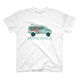 CHEVY VAN T-shirts