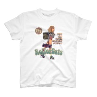 """""""ROLLER EATS"""" T-Shirt"""