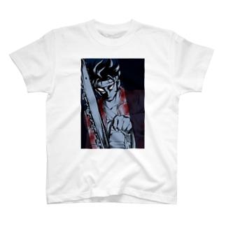 十文字(異常!ストーカー女の怪) T-shirts