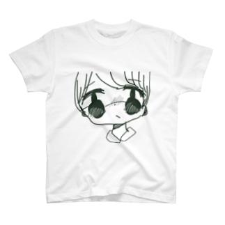しゃいしゃいくん T-shirts
