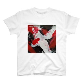 心の戦争 T-shirts