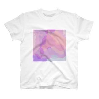 oka__のnuance T-Shirt