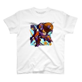 ビリビリポップ T-shirts