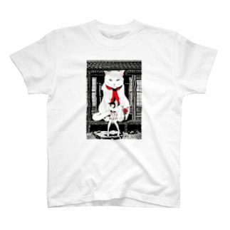 にゃ T-shirts