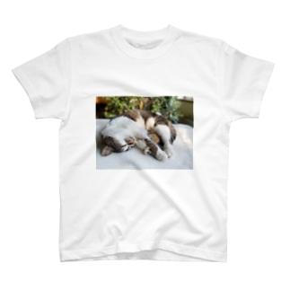 すやすやガブリエル T-shirts