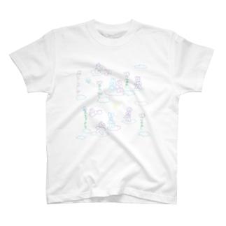 やすみじかん T-shirts