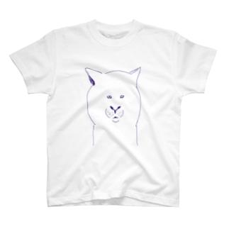 ぶさかわネコ T-Shirt