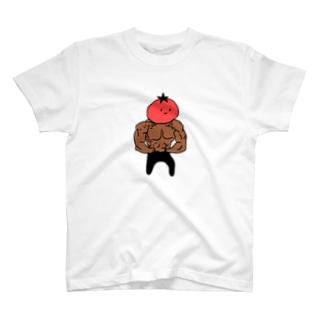 それいけトマトのそれいけトマト T-shirts