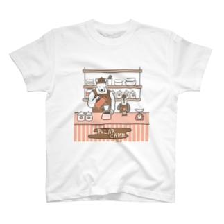 ポーラーカフェ T-shirts