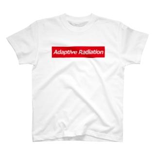 適応放散T T-shirts
