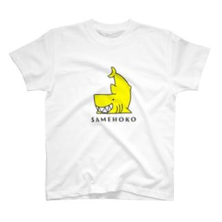 サメホコ T-shirts