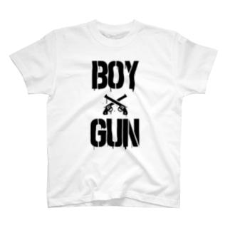 BOY&GUN T-shirts