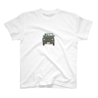 ジャングルグリーン T-shirts