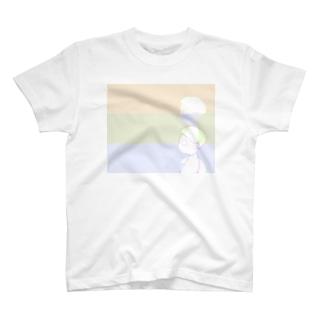 ぱられる T-shirts