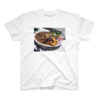 スパイスカレー☺︎ T-shirts
