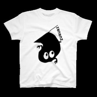 TurkeysDesignのZURURI Tシャツ