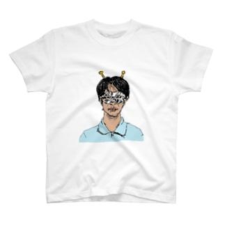 謎の男2 T-shirts