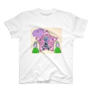 RE start T-shirts