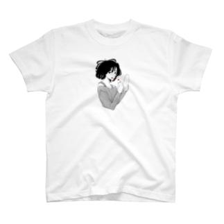 [Basic]ワンポイント・おしゃT T-shirts