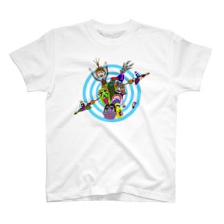 ギブミーワクチン T-shirts