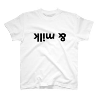リバース T-shirts