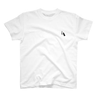 Tシャツ ルージュシンプル T-shirts