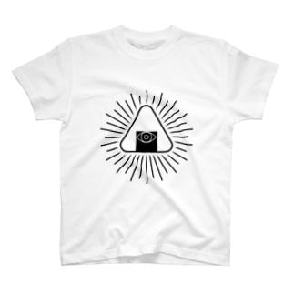 オニギリンスの目 T-shirts