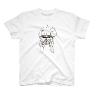 廃課金の人へ T-shirts
