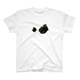 くーたん&チョビ T-shirts